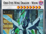 Odd-Eyes Wing Dragon - Whirl