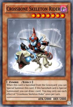 Crossbone Skeleton Rider