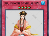 Osa, Princess of Stellar VINE (Altered)
