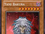 Yami Bakura (Card)/(Custom)