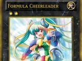 Formula Cheerleader