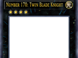 Number 170: Twin Blade Knight