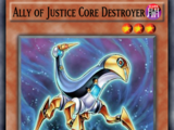 Ally of Justice Core Destroyer