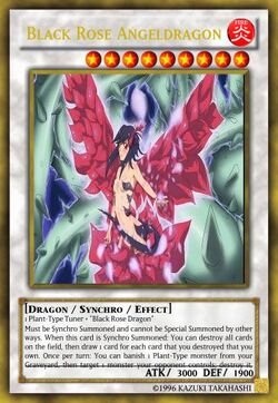 Black Rose Angeldragon