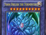 Toon Obelisk the Tormentor