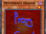 Degeneracy Dragon