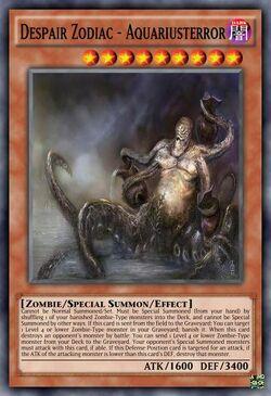 Despair Zodiac - Aquariusterror