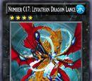 Number C17: Leviathan Dragon Lance