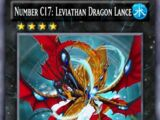 Number C17: Leviathan Dragon Lance