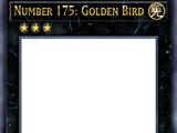 Number 175: Golden Bird