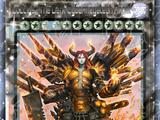 Luccius , the dark cybermegatech angel