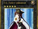 T.G. Fancy Librarian