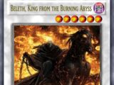 Beleth, King from the Burning Abyss