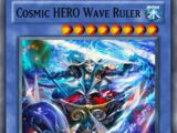 Cosmic HERO Wave Ruler