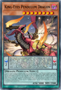 King-Eyes Pendulum Dragon big text