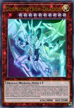 Cosmicmeteor Dragon