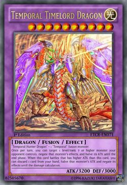 Temporal Timelord Dragon