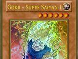Goku - Super Saiyan 1