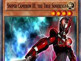 Sniper Cameron III, the True Sovereign