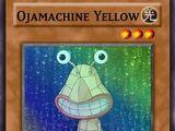 Ojamachine Yellow (Custom)