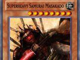 Superheavy Samurai Masakado