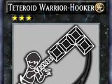 Teteroid Warrior-Hooker