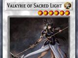 Valkyrie of Sacred Light
