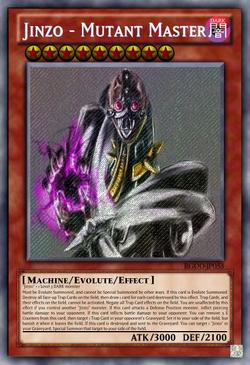 Jinzo - Mutant Master