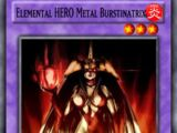 Elemental HERO Metal Burstinatrix