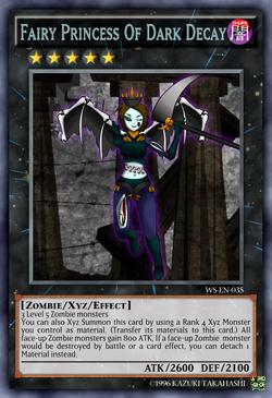 Fairy Princess Of Dark Decay