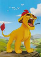 Kion's Roar 10