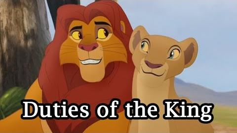 Duties of the King - Lion Guard Song HD