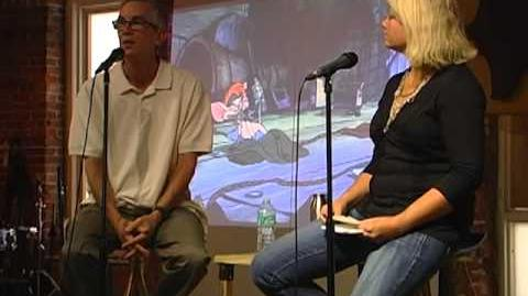 2 Q&A Disney Director, Imagineer, Animator George Scribner