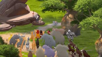 Battle of the Lion Guards