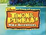 Timon & Pumbaa's Wild Adventures