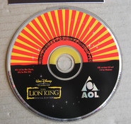 TheLionKing AOL CD