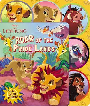 Roar of the Pride Lands