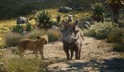 Simba Timon and Pumbaa 2019