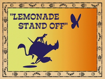 Lemonade Stand Off