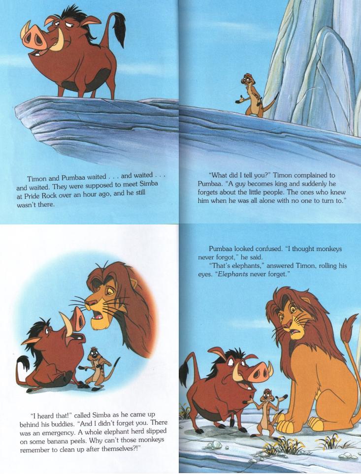 The Pal Patrol The Lion King Wiki Fandom Powered By Wikia