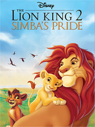 The Lion King 2 Digital cover