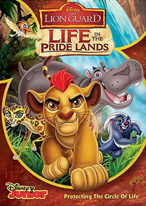 Life in the Pride Lands DVD