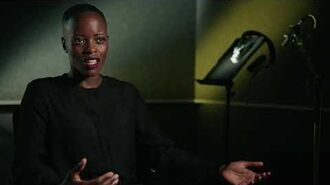 THE LION KING - Florence Kasumba Interview