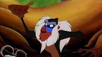 Rafiki Fables Good Mousekeeping (Part 2 3)