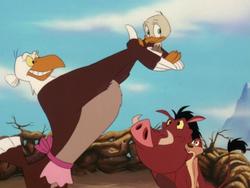 TKB Timon Pumbaa Mother Eagle & Earl7