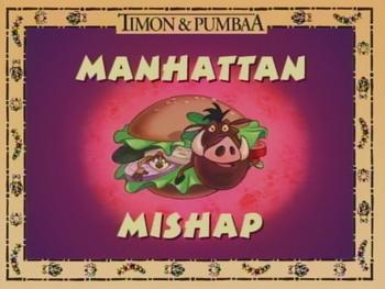 ManhattanMishap
