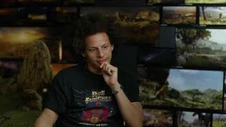 THE LION KING - Eric Andre Interview
