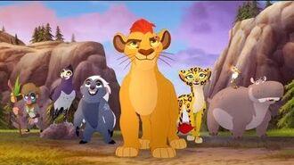 The Lion Guard Season 3 Intro (Version 2)