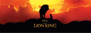 The Lion King 2019 Banner