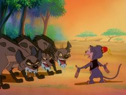 BTB hyenas & Simon10